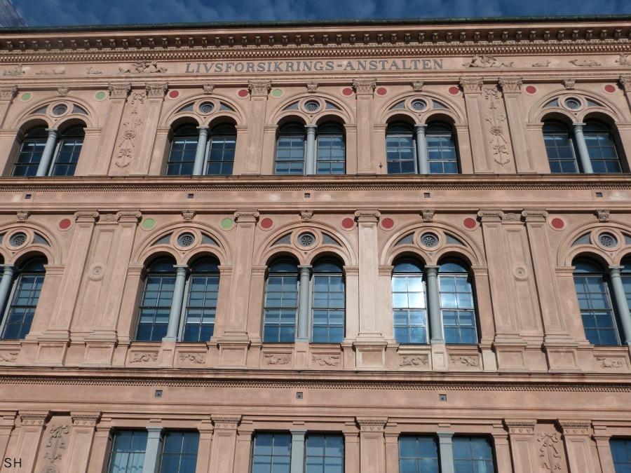 Kopenhagener Altbau - Standort Hamburg