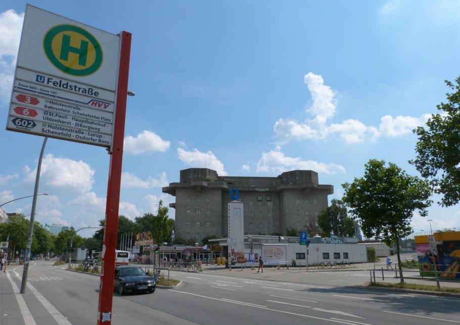 Bekijk Hamburg vanuit de U3