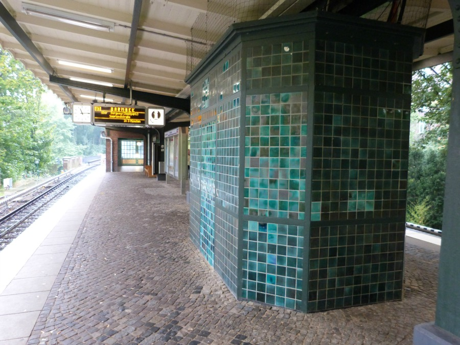 Sightseeing Hamburg: budgettour met de U3