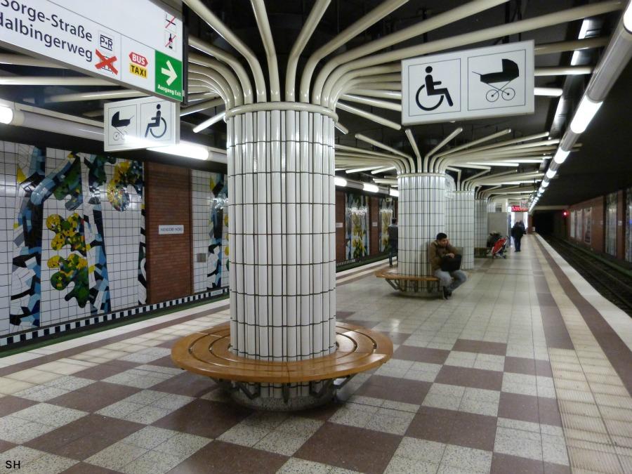 Niendorf-Nord U-Bahn - Standort Hamburg