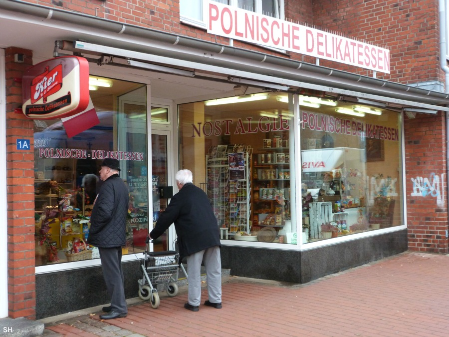 Poolse delicatessen in Niendorf - Standort Hamburg