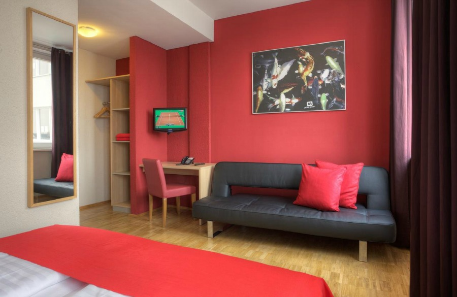 De beste budgethotels in Hamburg: Meininger Hamburg City