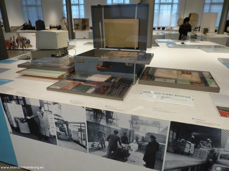 Ingenieurskoffer - Museum der Arbeit - Standort Hamburg