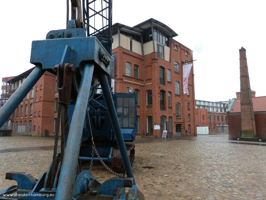 Museum der Arbeit Barmbek - Standort Hamburg
