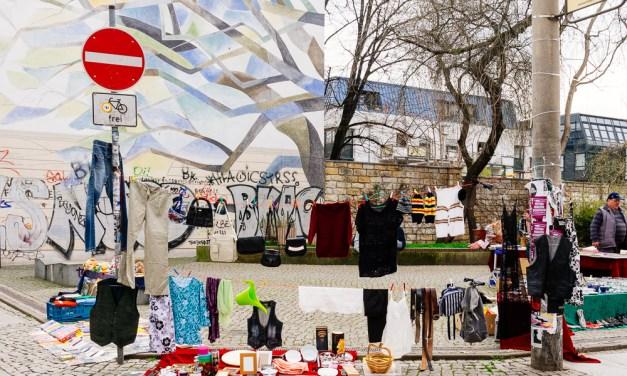 Favorieten in Dresden-Neustadt: de creatieve wijk van 'Florence aan de Elbe'