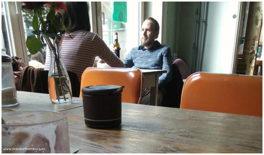 Kaffee Stark - Kaffee und Kuchen in Hamburg - Standort Hamburg