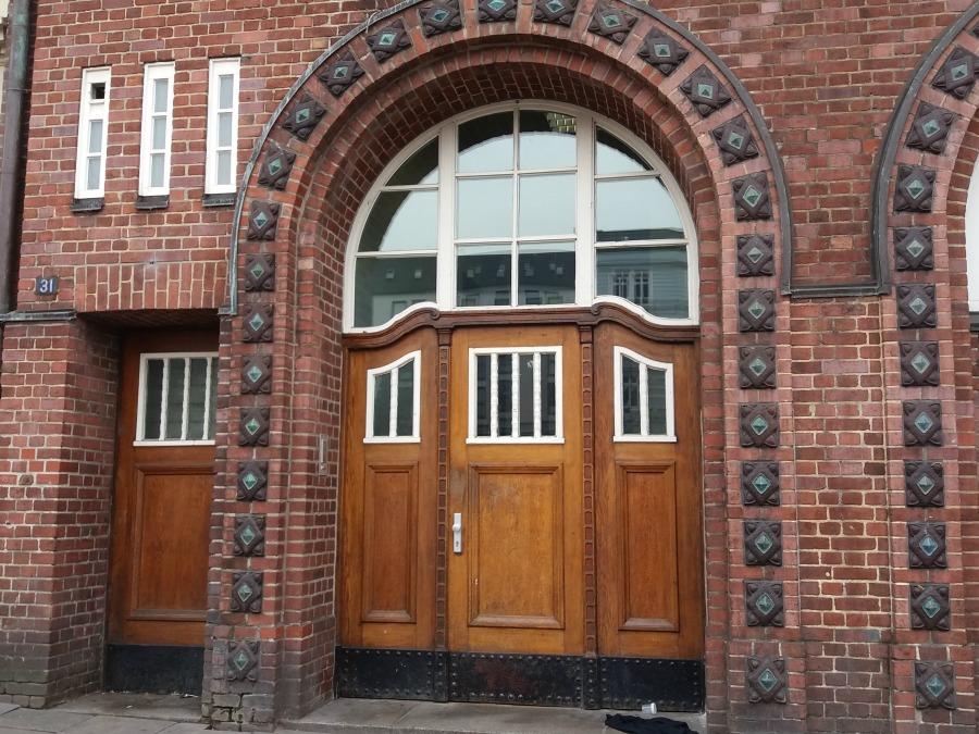 M0001_Standort Hamburg - Gratis bezienswaardigheden in Hamburg - Davidwache