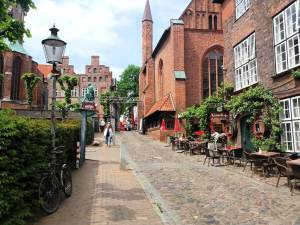 Maak een dagtrip naar Lübeck