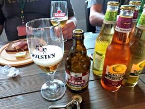 Bier proeven bij Holsten