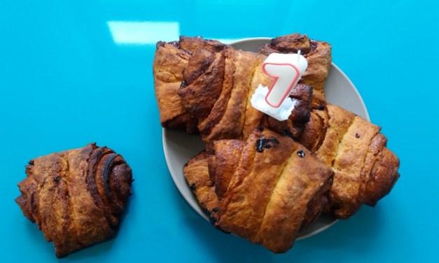 Een beetje Hamburg voor thuis: Franzbrötchen bakken