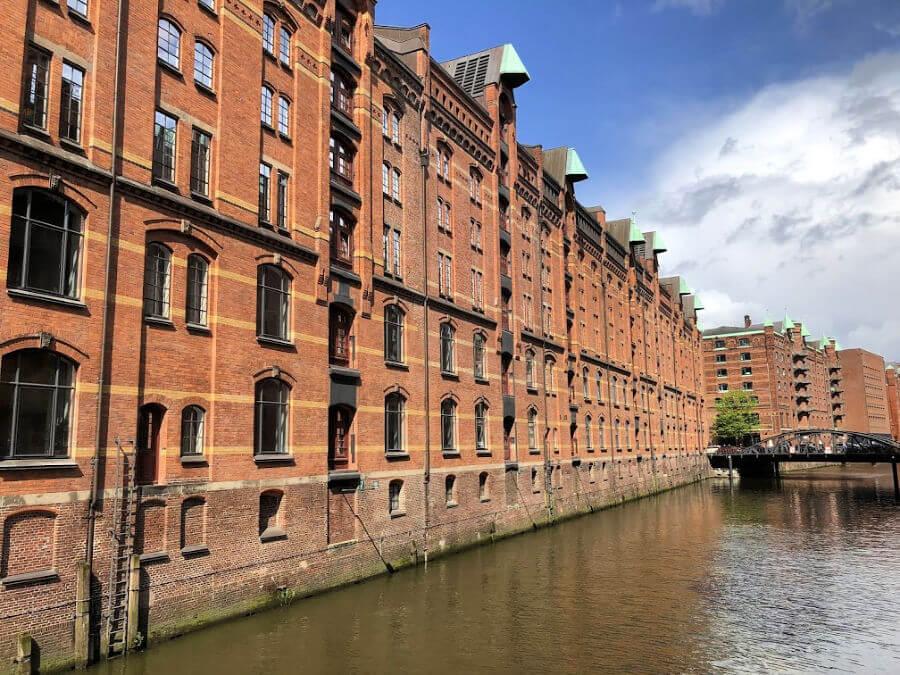 3 dagen in Hamburg, dag 1 Speicherstadt