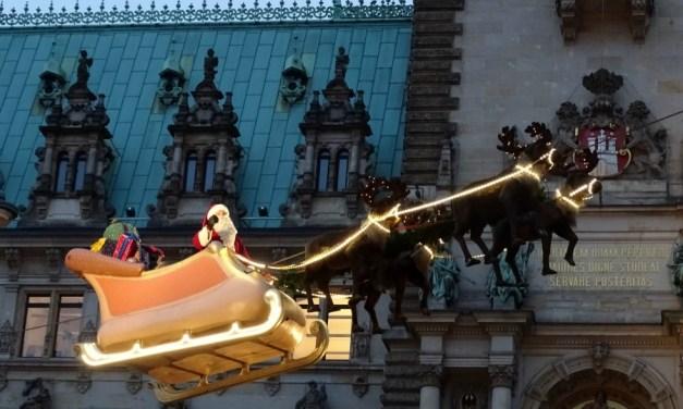 Kerstmarkten in Hamburg: overzicht 2016