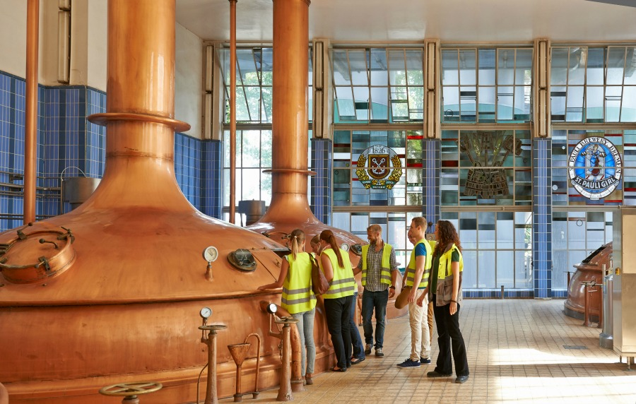 Stedentrip Bremen: bezoek aan de Brauerei