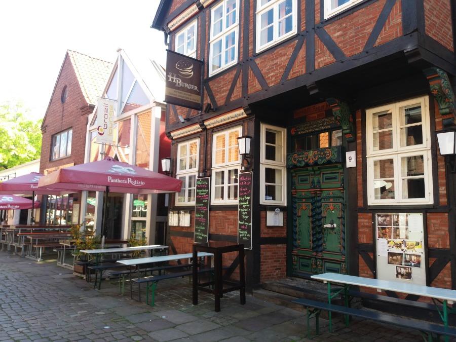Wijken in Hamburg: Wilhelmsburg en Harburg