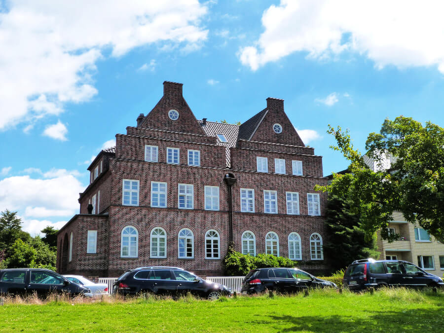Bezienswaardigheden aan de Alster: architectuur | Standort Hamburg