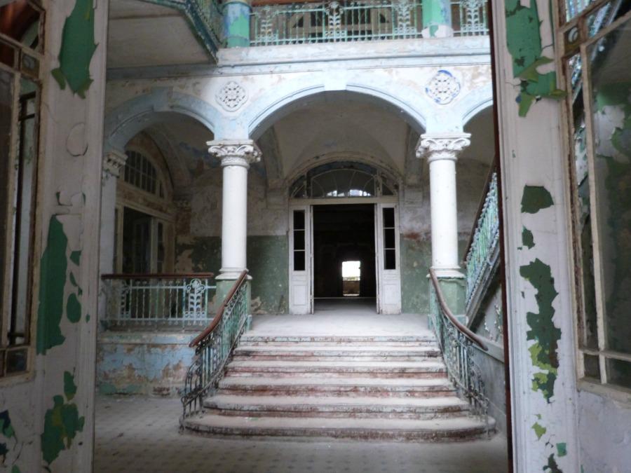 Urbext hotspots Duitsland : Beelitz