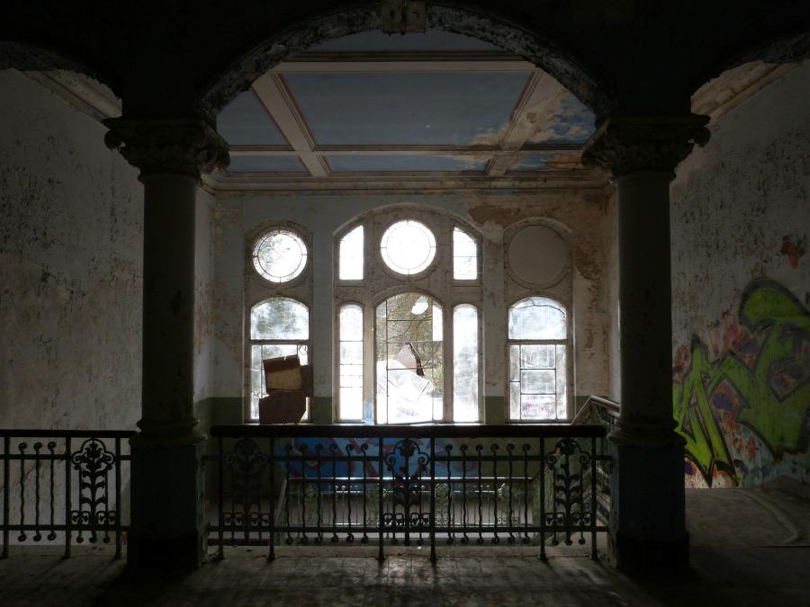 Urbext hotspots Duitsland: Beelitz