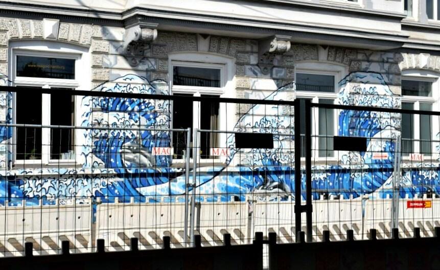 De mooiste murals in Hamburg