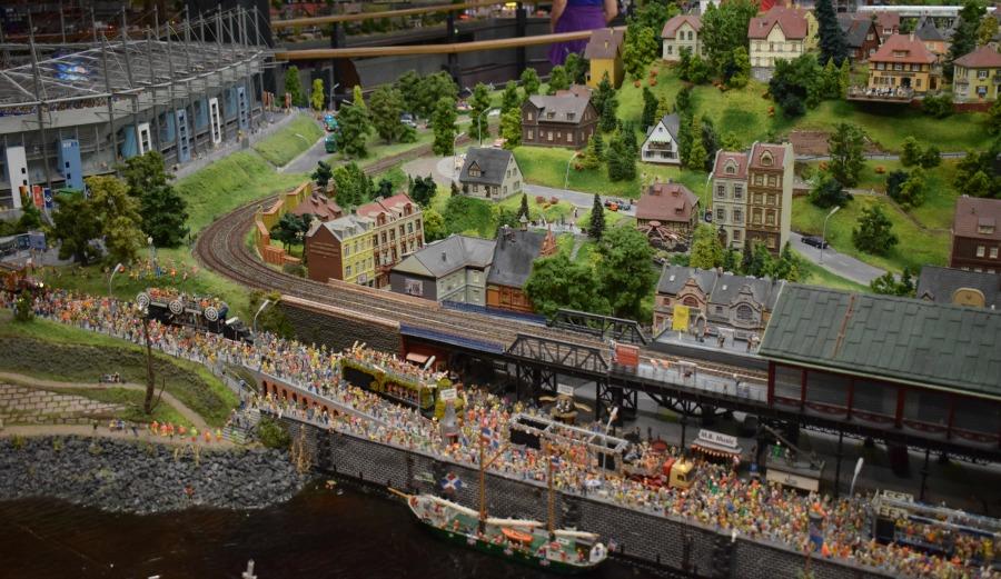 Miniatur Wunderland bezoeken tijdens je stedentrip Hamburg