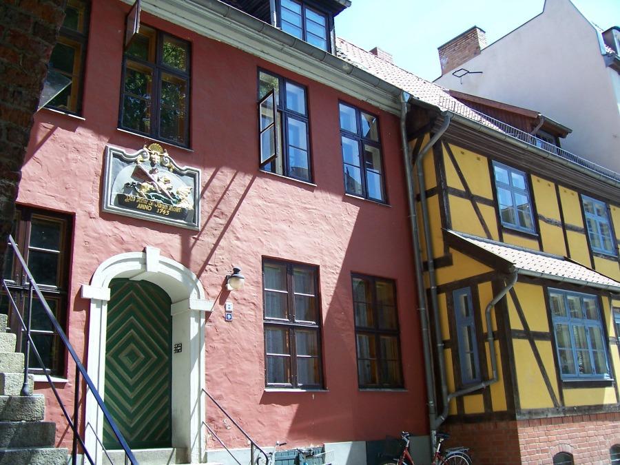 UNESCO Werelderfgoed in Noord-Duitsland: Altstadt van Stralsund