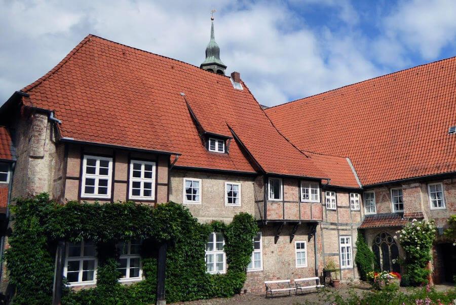 Bezienswaardigheden Lüneburg: het klooster