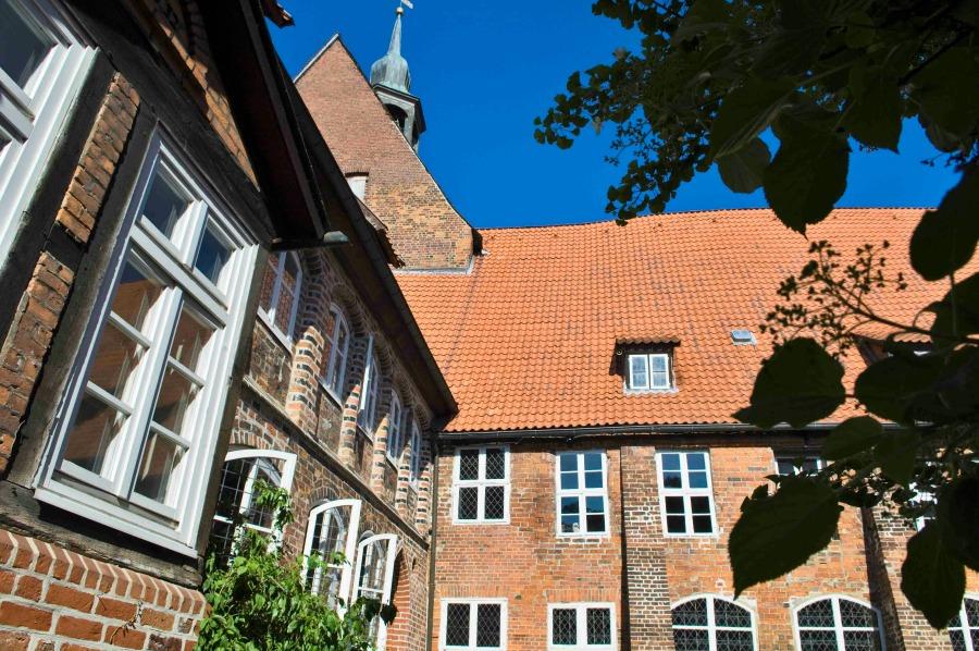 Kloster Lüne door Stephan Komp