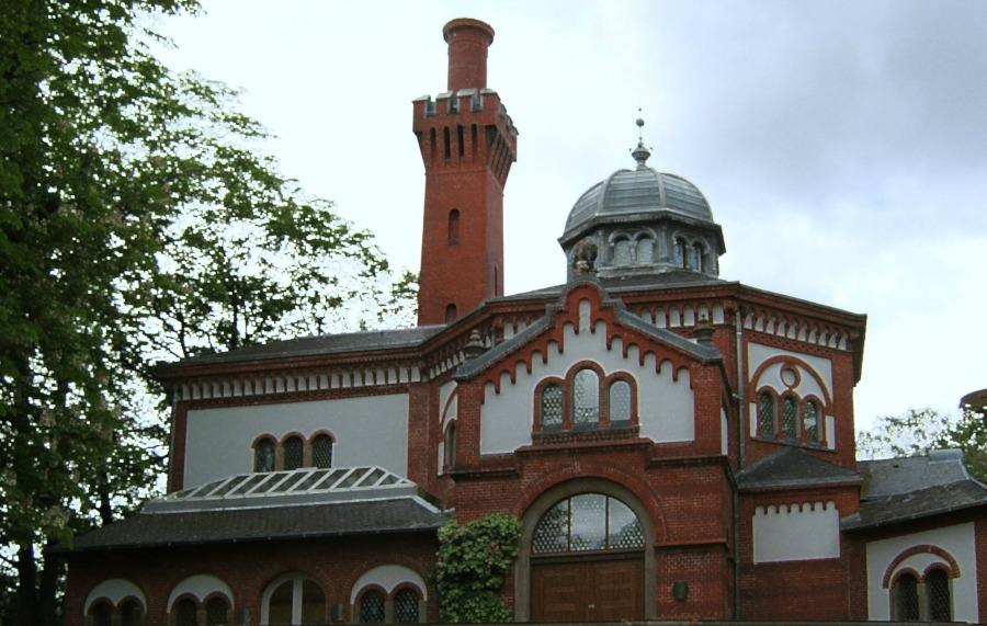 Altes Krematorium Ohlsdorfer Friedhof | Staro1/Wikipedia