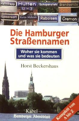 De mooiste straatnamen in Hamburg