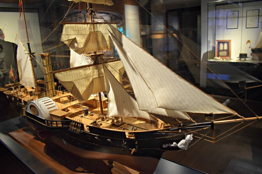 Herfst in Hamburg: duik een museum in