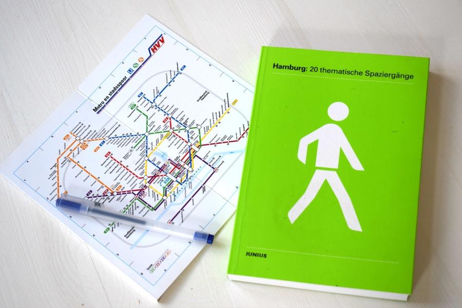 Reisgidsen over Hamburg   Thematische Spaziergänge   Standort Hamburg