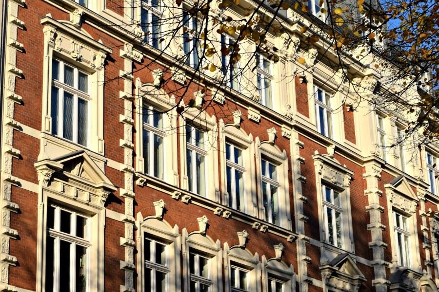 Herfst in Hamburg: architectuur spotten