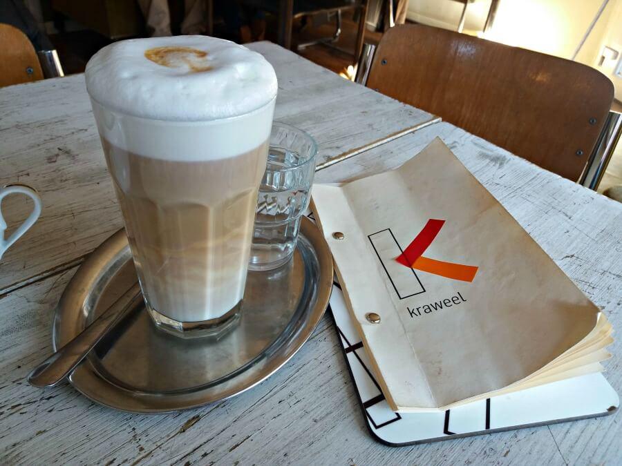 Herfst in Hamburg: Kaffee und Kuchen