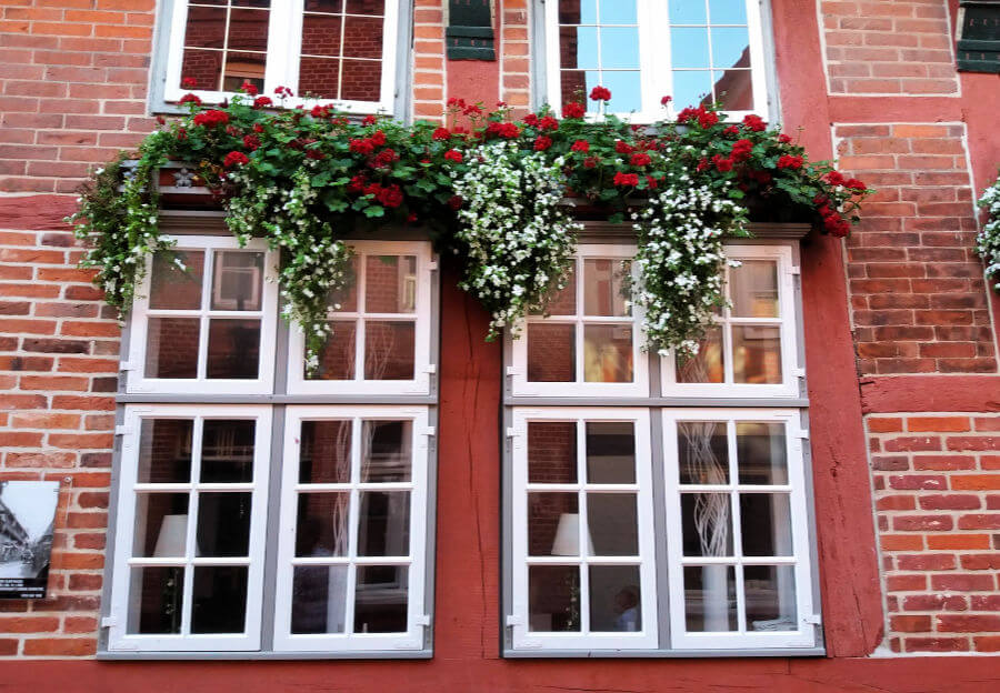 Maak een dagtrip naar Lauenburg an der Elbe: Altstadt