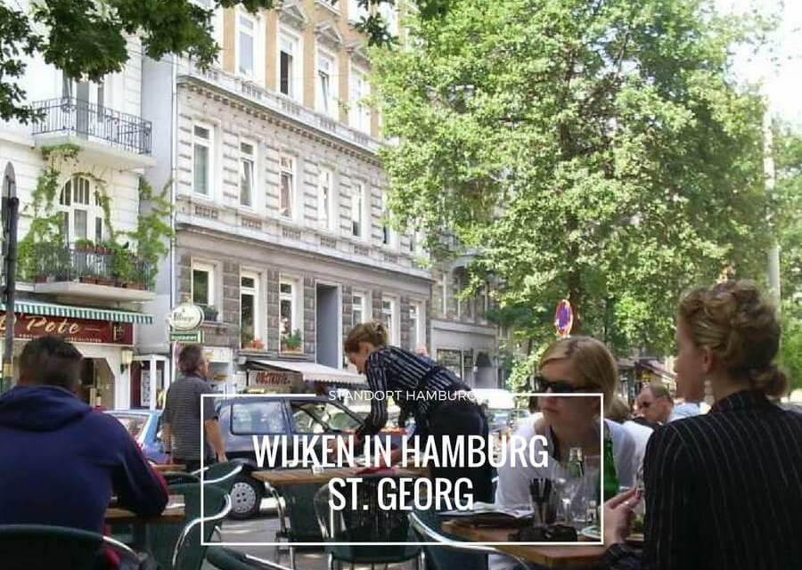 Wijken in Hamburg: waarom St. Georg tóch een erg leuk viertel is