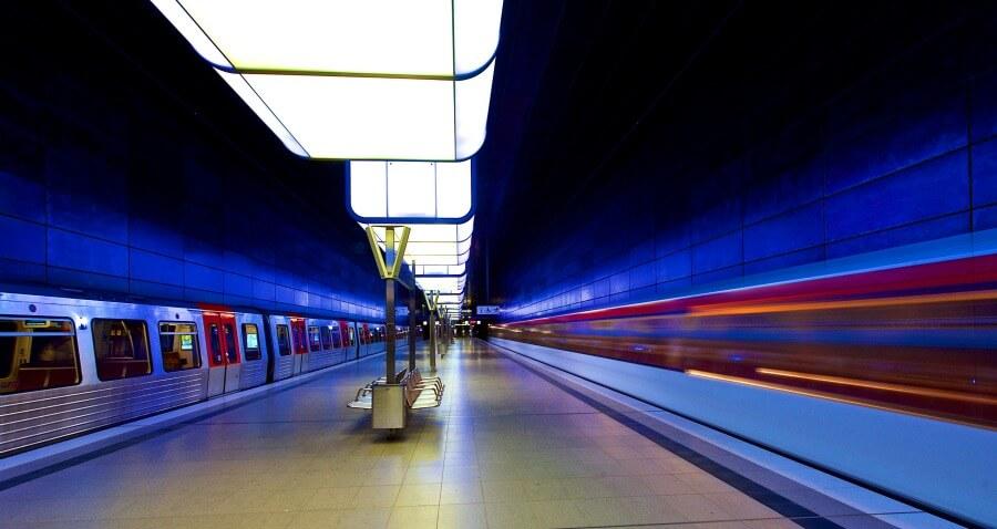 Freie Fahrt met de Hamburg Card