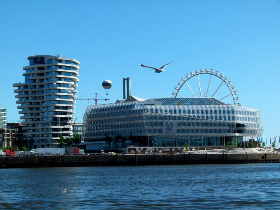 Havenstad Hamburg: HafenCity