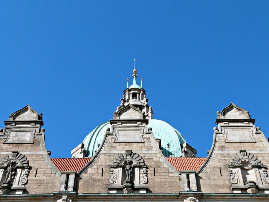 Die keer dat ik de koepel van het Neues Rathaus in Hannover besteeg   Standort Hamburg