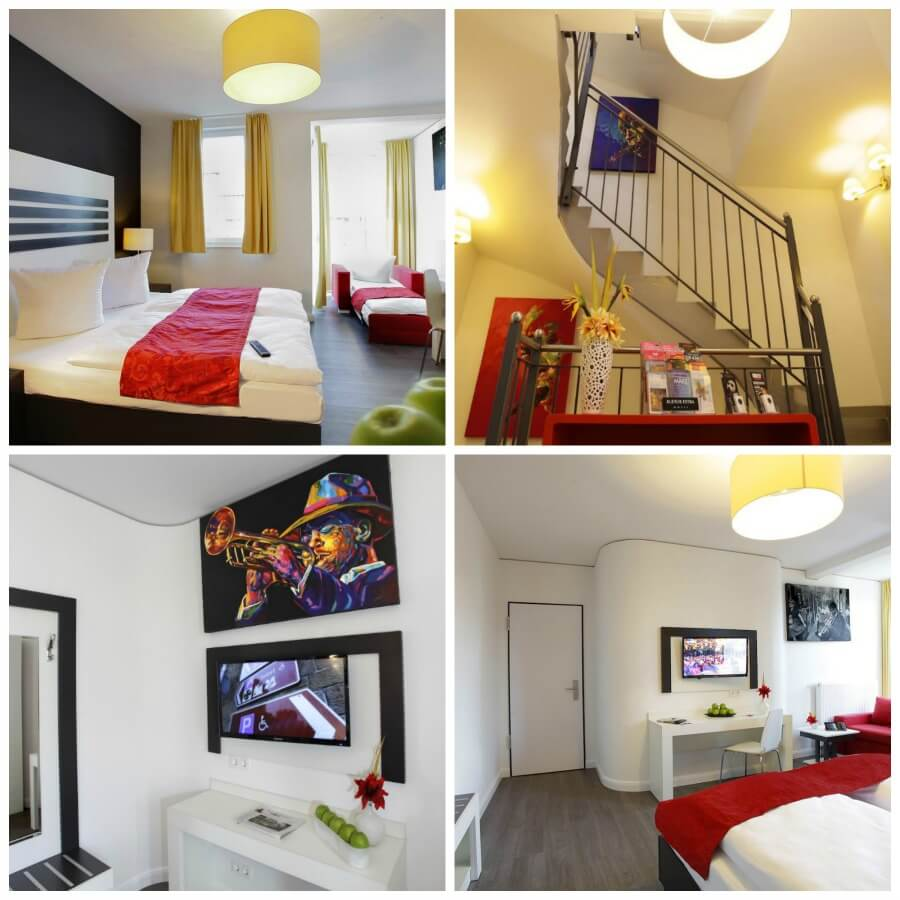Hotels in St. Georg: Boutique 072