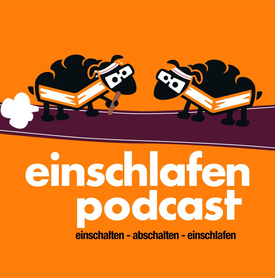 Duitse podcasts voor het slapengaan: Einschlafen podcast