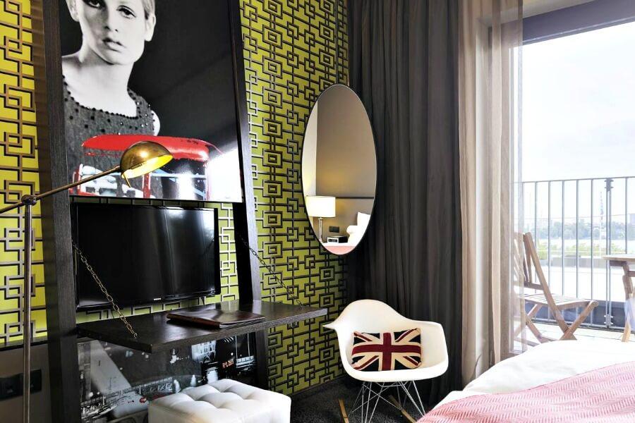 Fijn hotel in St. Georg: The George