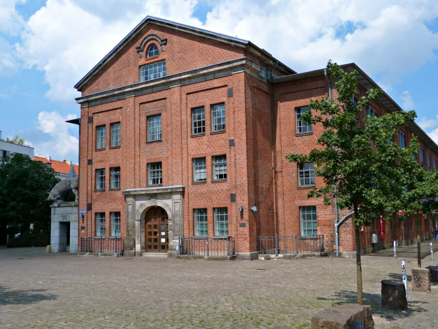 Baksteenarchitectuur in Hamburg: Neuer Kamp   Standort Hamburg