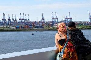 Uitzicht over Hamburg: 7x de mooiste uitkijkpunten   Standort Hamburg