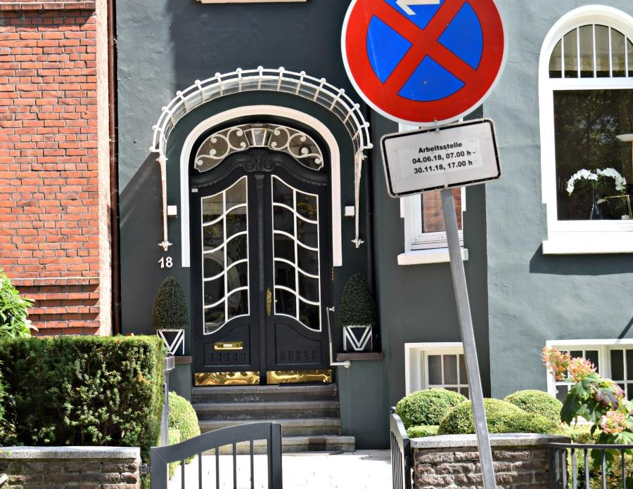 Deuren in Hamburg: Altbau | Standort Hamburg