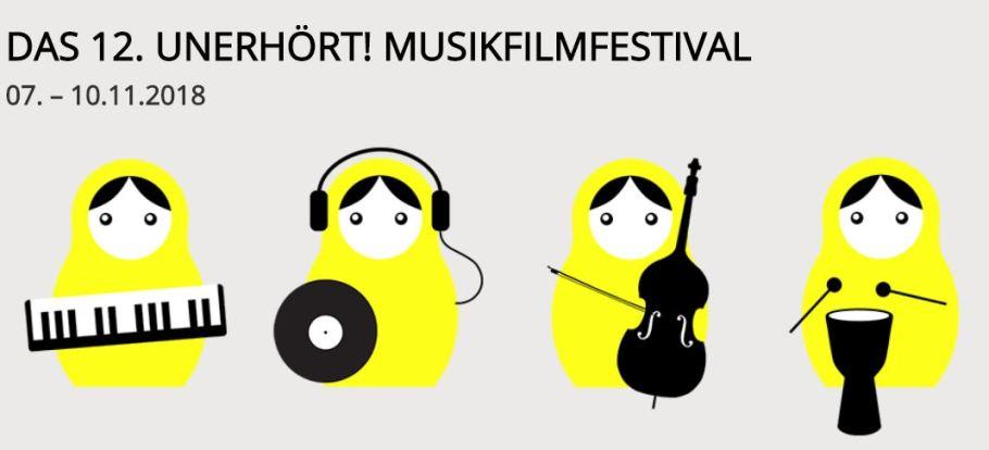 Evenement in Hamburg: Unerhört Festival