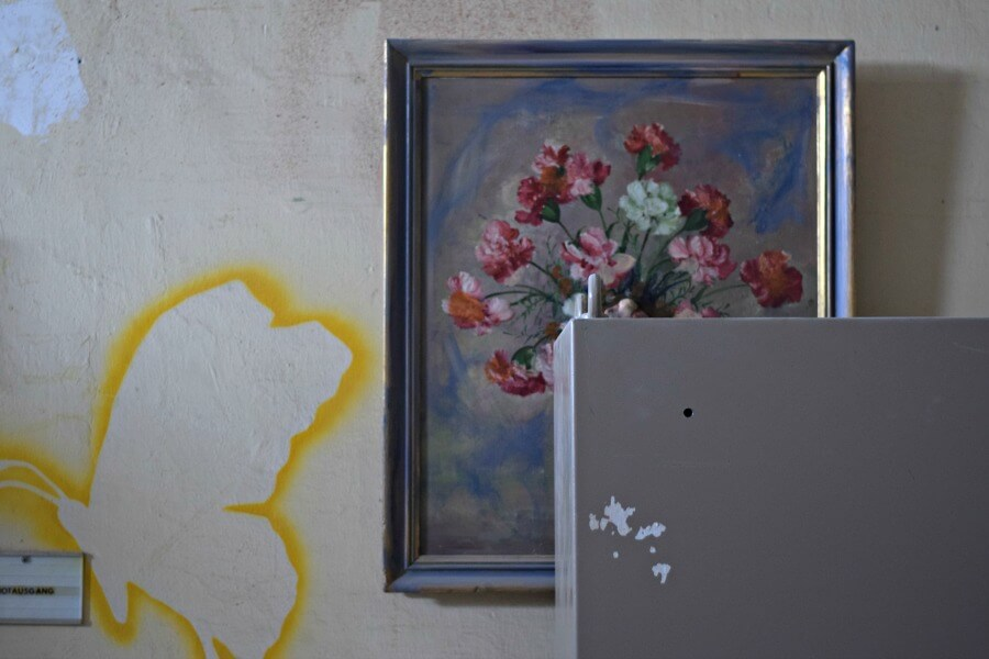 Kunst in de Viktoria-Kaserne: monumentenweekend in Hamburg