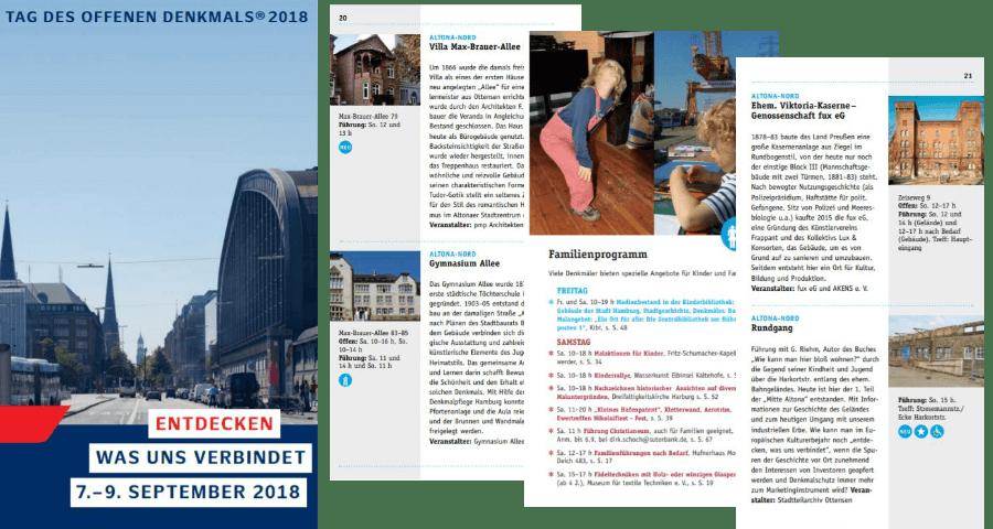 Monumentenweekend in Hamburg: Tag des offenen Denkmals
