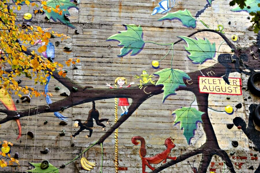 Fotograferen in Hamburg: street art