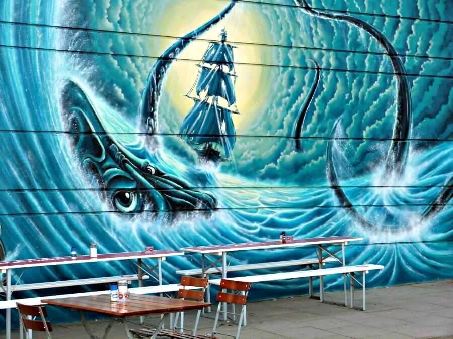 Hotspots voor fotografen: Street art in het Karoviertel