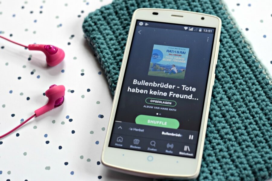 Duitse luisterboeken: Bullenbrüder