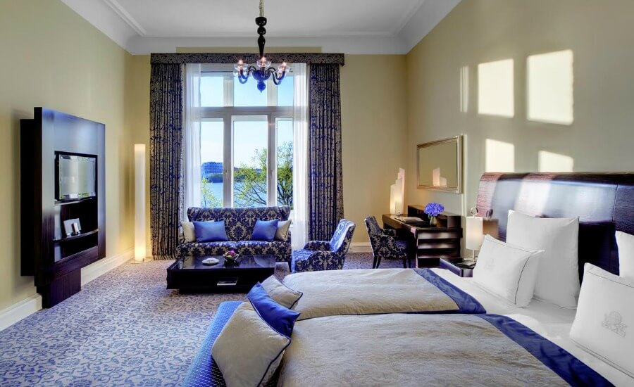5-sterrenhotels in Hamburg: Atlantic Kempinski